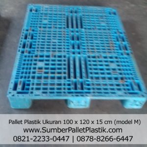 Pallet Plastik Bekas Murah